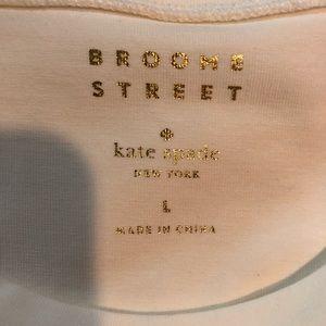 kate spade Tops - Kate Spade ♠️ peplum lace tee